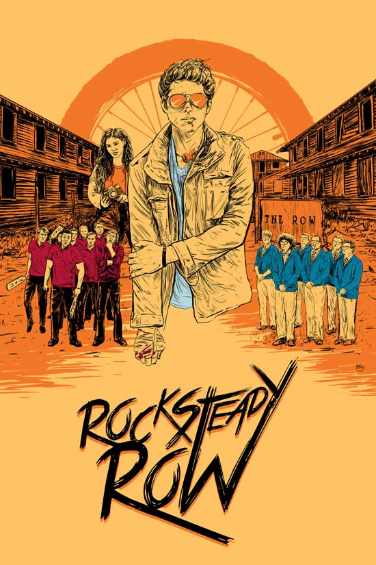 Rock-Steady-Row-2018 دانلود فیلم Rock Steady Row 2018