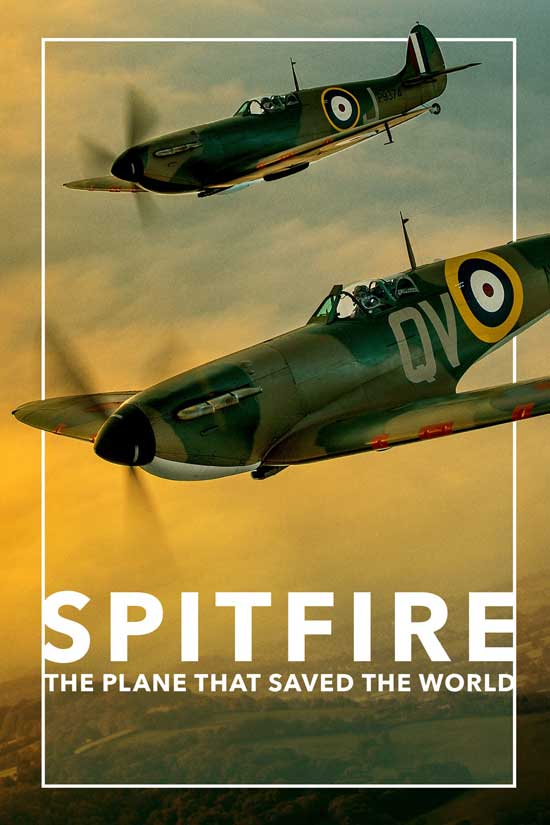 Spitfire-2018 دانلود فیلم Spitfire 2018