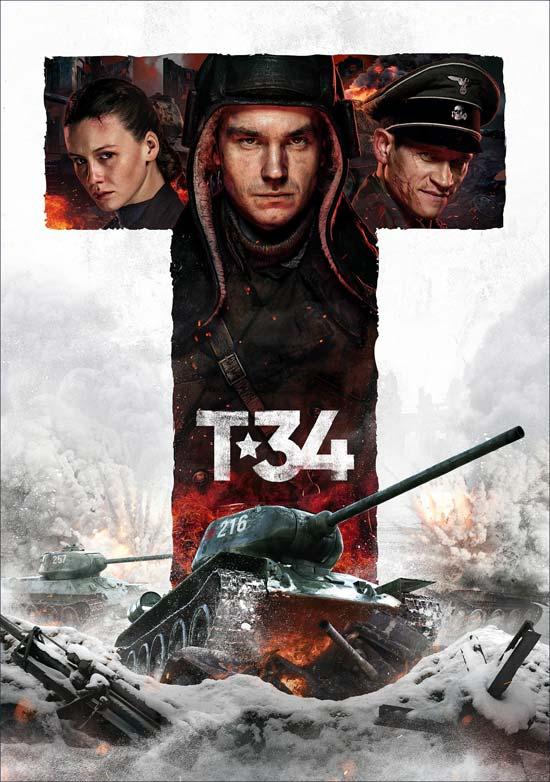 T-34-2018 دانلود فیلم T-34 2018