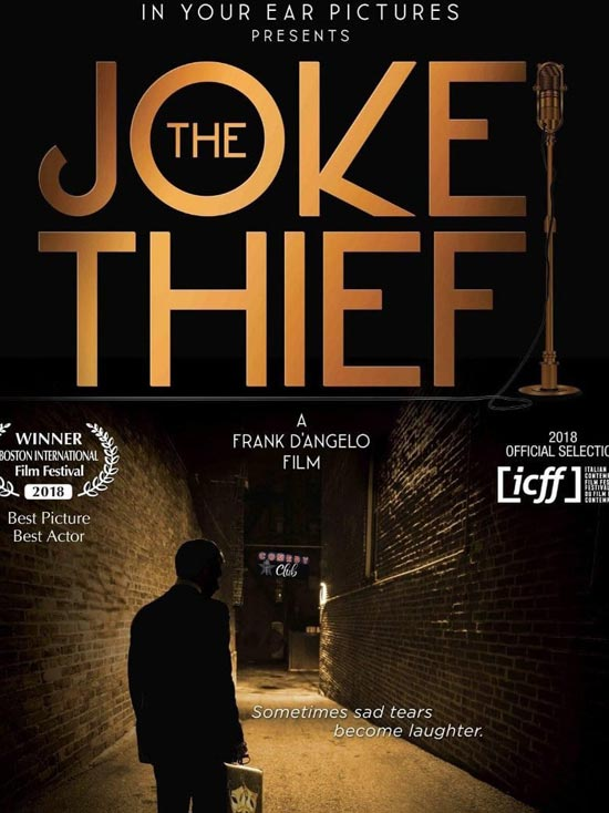 The-Joke-Thief-2018 دانلود فیلم The Joke Thief 2018