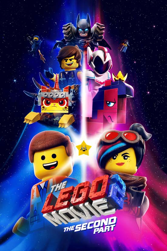 The-Lego-Movie-2-The-Second-Part-2019 دانلود انیمیشن The Lego Movie 2 The Second Part 2019