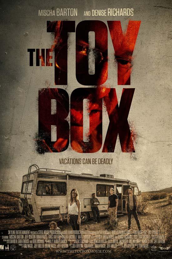 The-Toybox-2018 دانلود فیلم The Toybox 2018