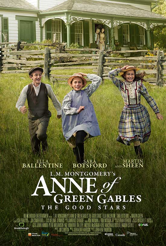 Anne-of-Green-Gables-The-Good-Stars-2017 دانلود فیلم Anne of Green Gables The Good Stars 2017