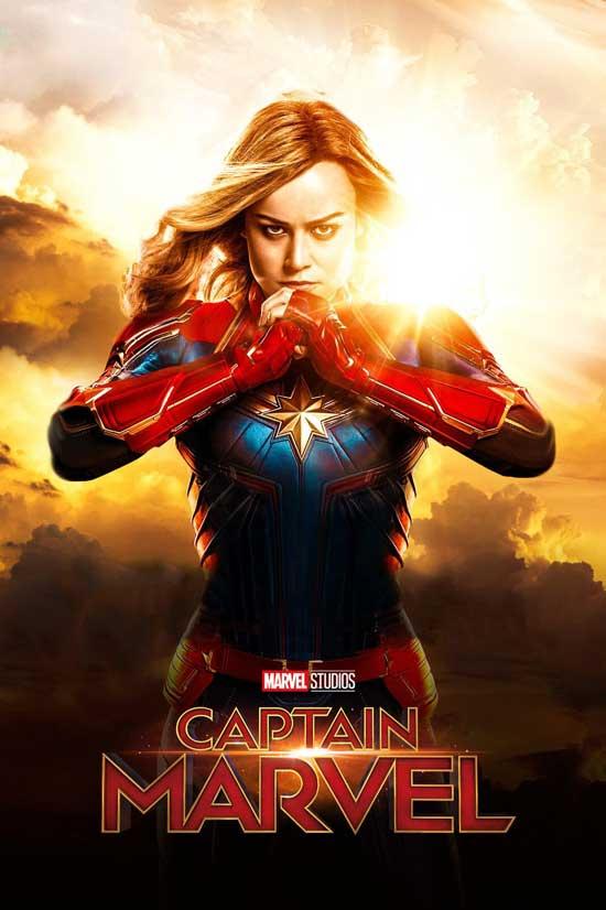 Captain-Marvel دانلود فیلم Captain Marvel 2019