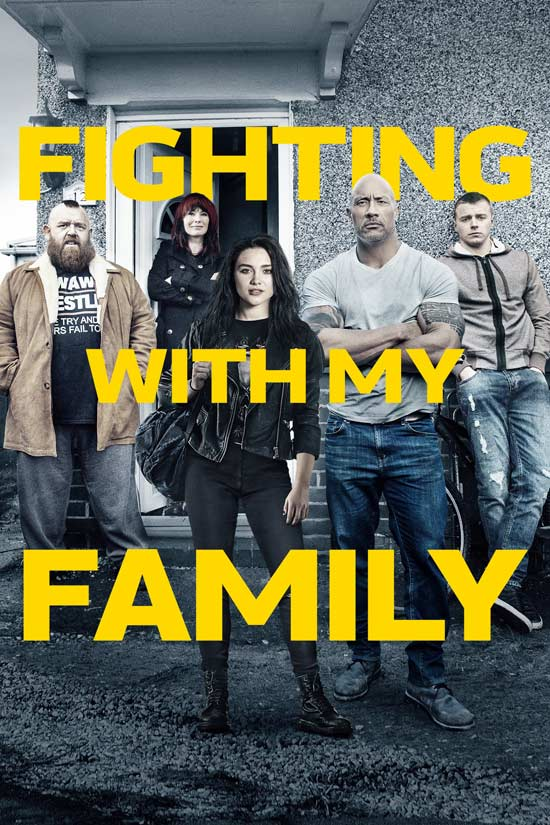 Fighting-with-My-Family-2019 دانلود فیلم Fighting with My Family 2019