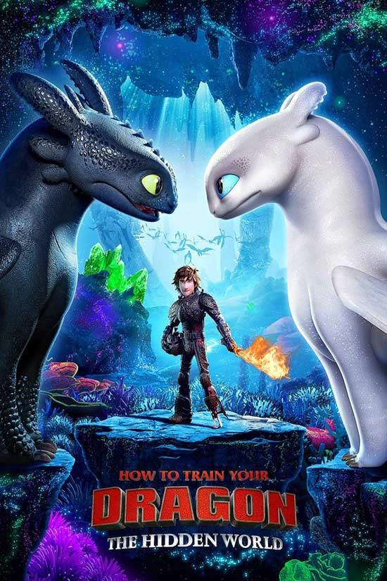 How-to-Train-Your-Dragon-The-Hidden-World-2019 دانلود انیمیشن How to Train Your Dragon The Hidden World 2019