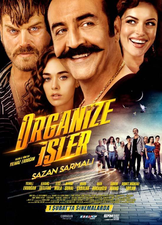 Organize-Isler-Sazan-Sarmali-2019 دانلود فیلم Organize Isler Sazan Sarmali 2019