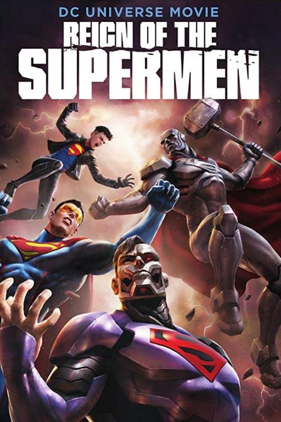 Reign-of-the-Supermen-2019 دانلود انیمیشن Reign of the Supermen 2019