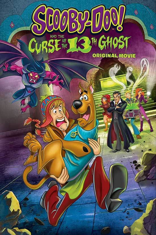 Scooby-Doo-and-the-Curse-of-the-13th-Ghost-2019 دانلود انیمیشن Scooby-Doo and the Curse of the 13th Ghost 2019