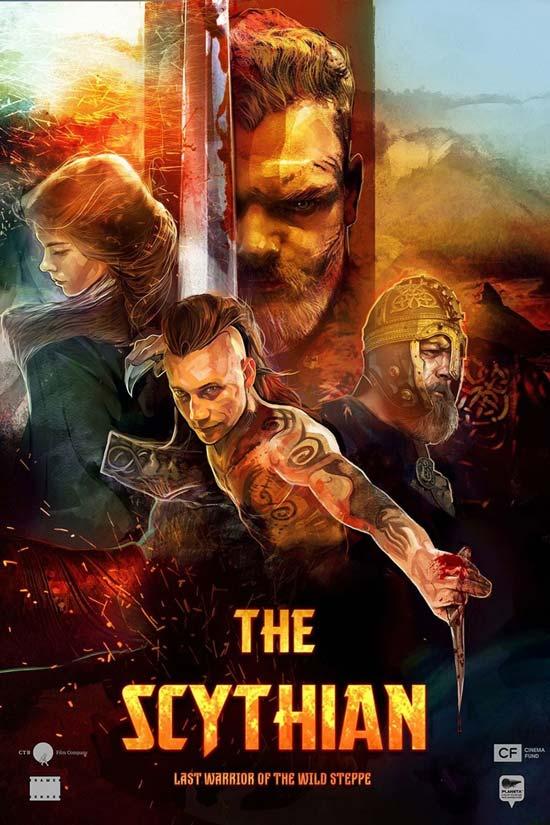 The-Scythian-2018 دانلود فیلم The Scythian 2018