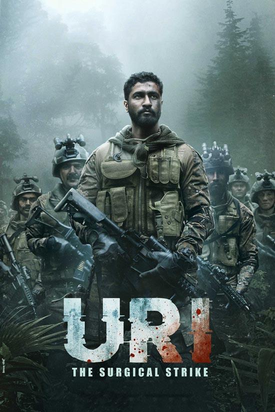 Uri-The-Surgical-Strike-2019 دانلود فیلم Uri The Surgical Strike 2019