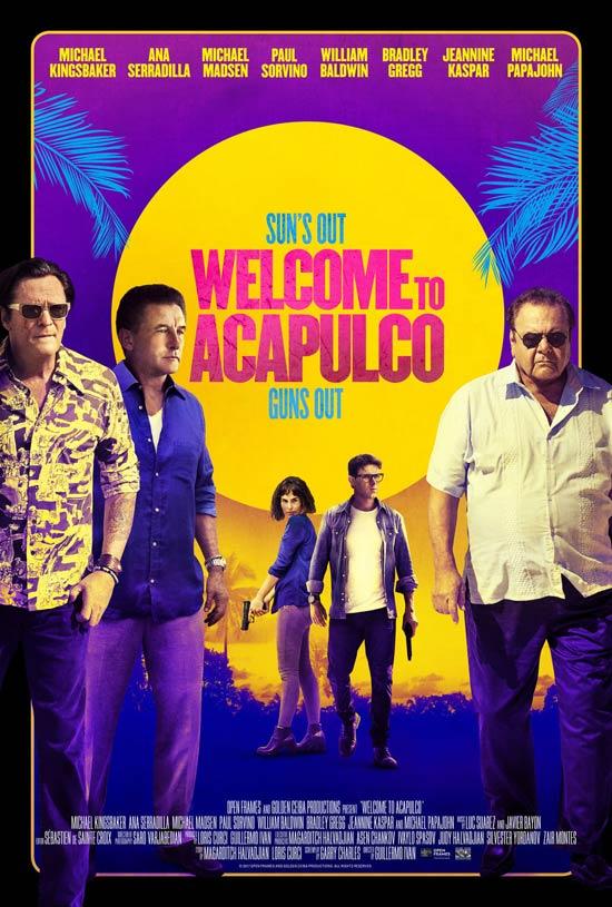 Welcome-to-Acapulco-2019 دانلود فیلم Welcome to Acapulco 2019