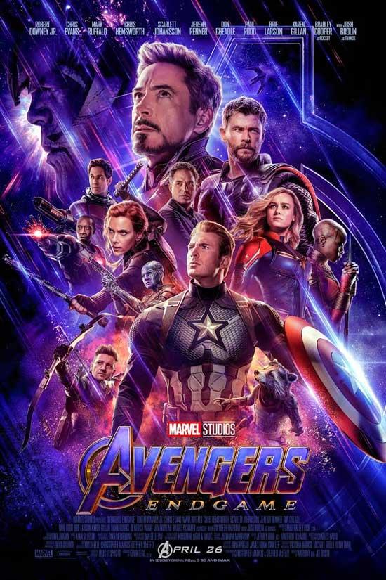 Avengers-Endgame دانلود فیلم Avengers Endgame 2019