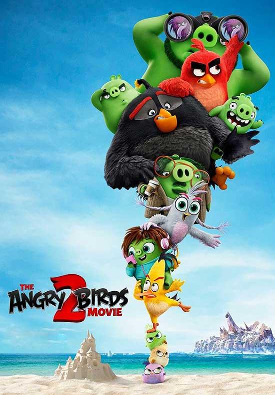 The-Angry-Birds-Movie-2 دانلود فیلم The Angry Birds Movie 2 با دوبله فارسی