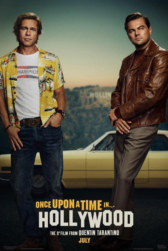 Once-Upon-a-Time-in-Hollywood-2019 دانلود فیلم Once Upon a Time in Hollywood 2019