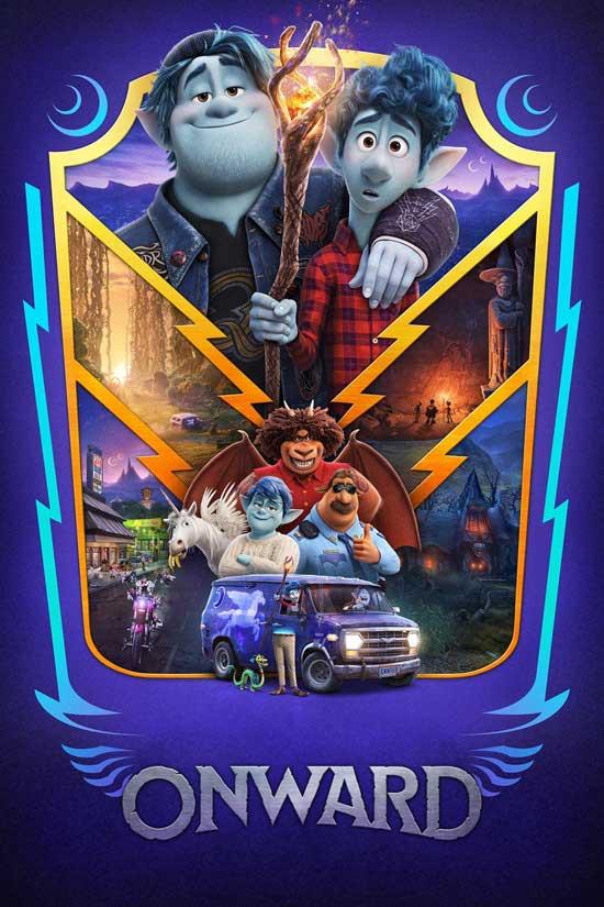 onward دانلود انیمیشن Onward 2020