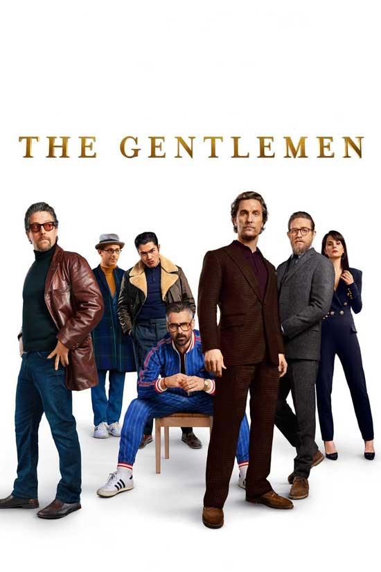 the-gentlemen دانلود فیلم The Gentlemen 2019