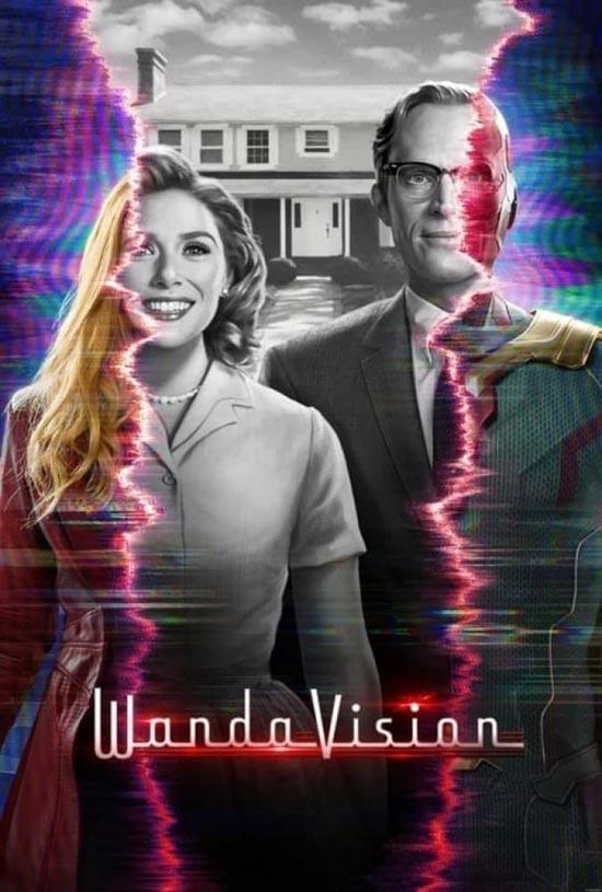 WandaVision-2021 دانلود سریال WandaVision 2021