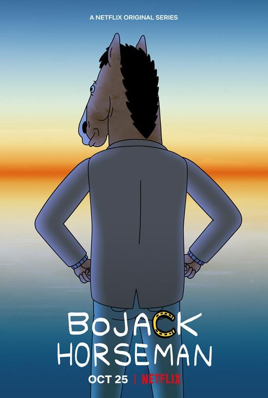 BoJack-Horseman دانلود انیمیشن سریالی BoJack Horseman