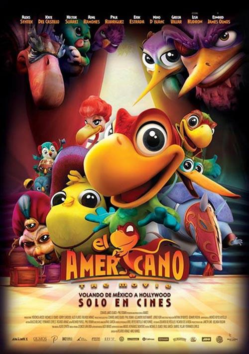 Americano-201ذ6 دانلود انیمیشن طوطی قهرمان 2016