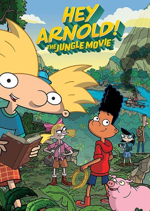 Hey-Arnold-The-Jungle-Movie-2017 دانلود انیمیشن هی آرنولد 2017