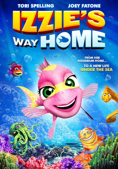 Izzies-Way-Home-2016 دانلود انیمیشن ایزی در راه خانه 2016